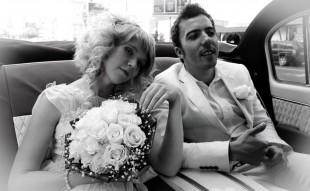 Маша и Алексей чб